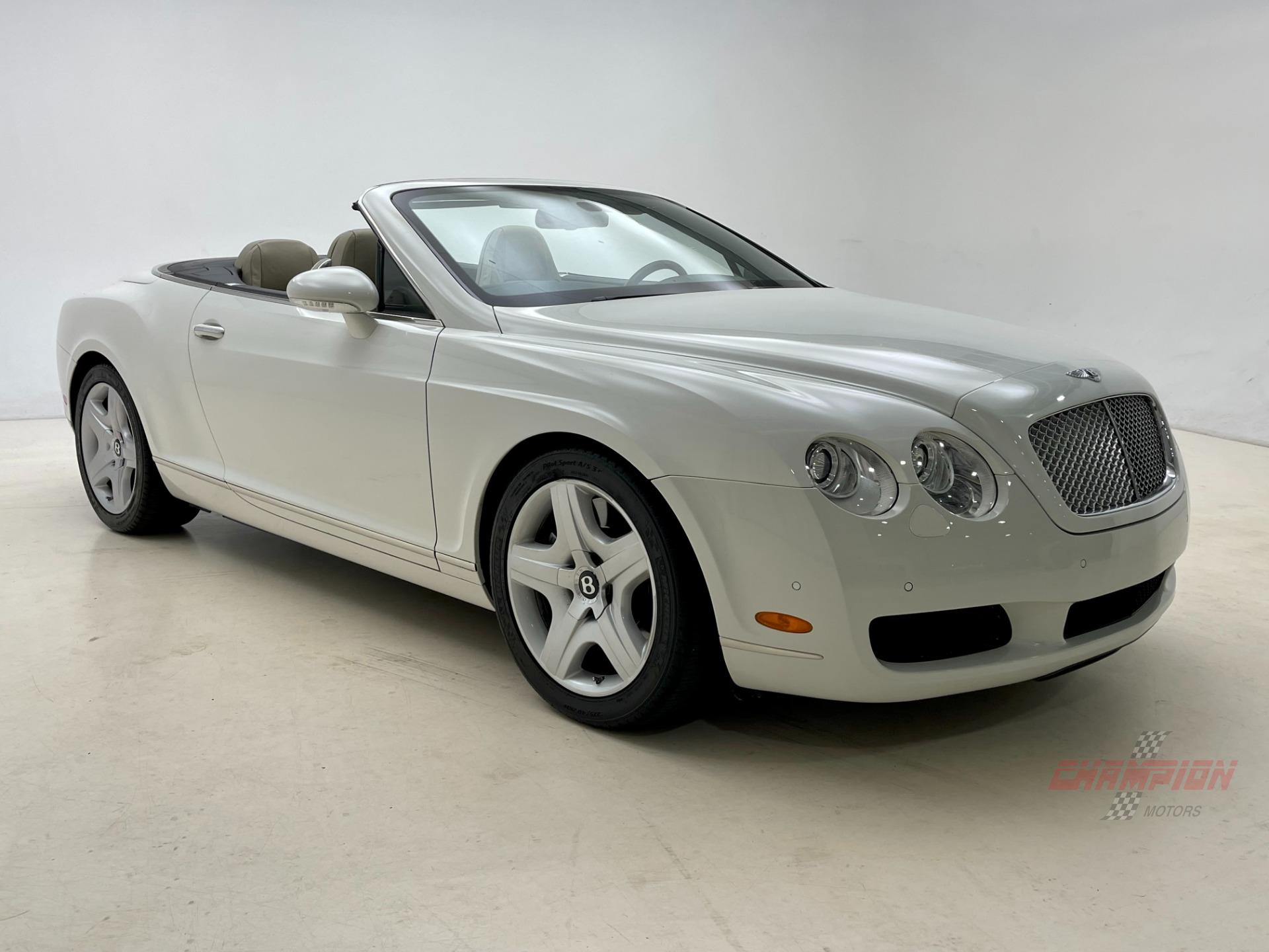 2007 Bentley Continental For Sale | Vintage Driving Machines