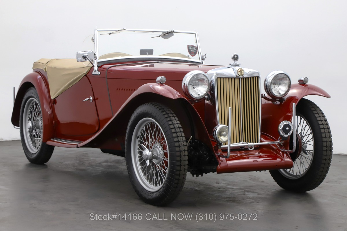 1949 MG TC For Sale | Vintage Driving Machines