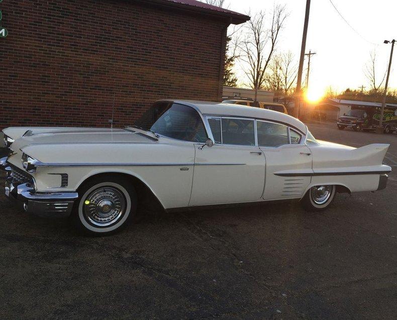 1958 Cadillac Deville For Sale   Vintage Driving Machines