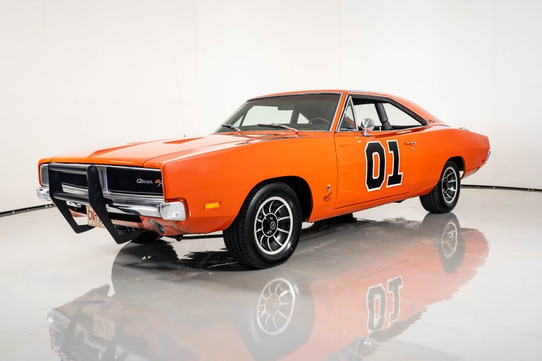 1969 Dodge Charger For Sale | Vintage Driving Machines