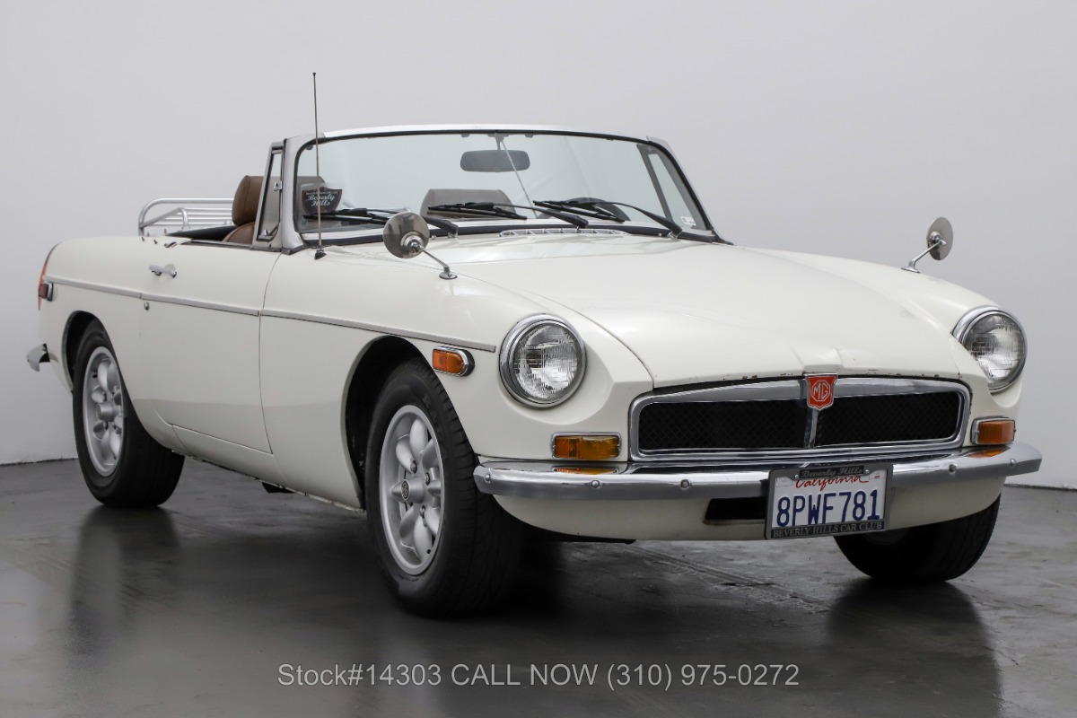 1973 MG B For Sale | Vintage Driving Machines