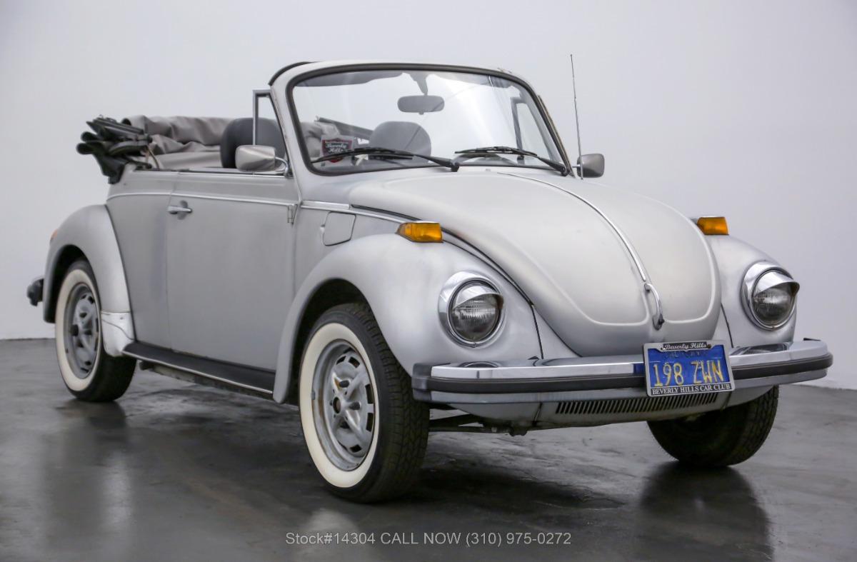 1979 Volkswagen Beetle For Sale   Vintage Driving Machines