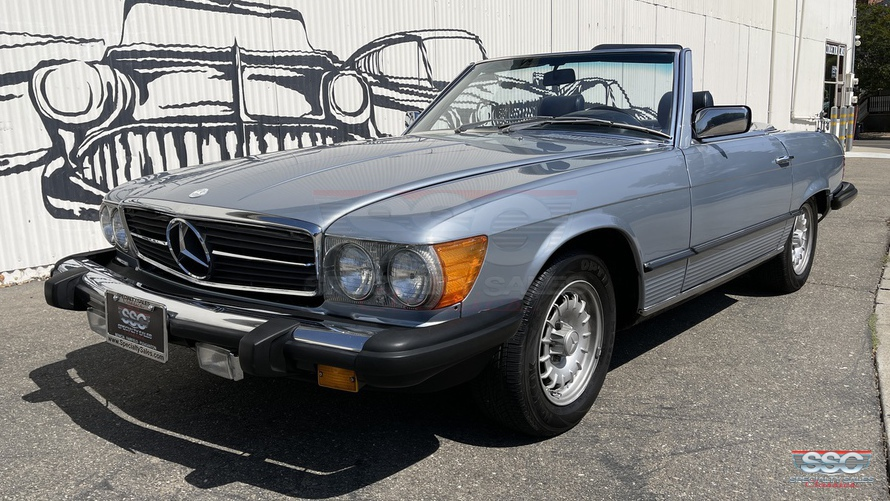 1982 Mercedes-Benz 380SL For Sale | Vintage Driving Machines