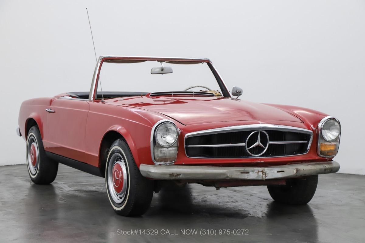 1966 Mercedes-Benz 230SL For Sale | Vintage Driving Machines