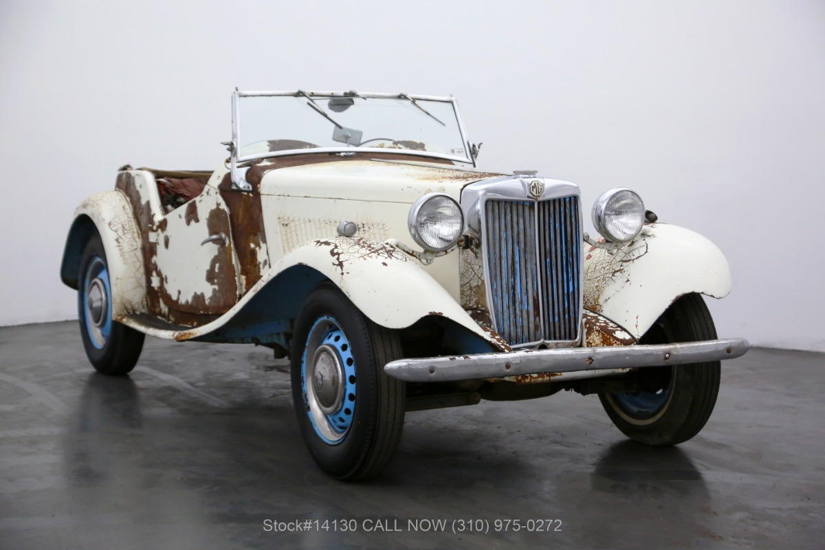 1953 MG TD For Sale | Vintage Driving Machines