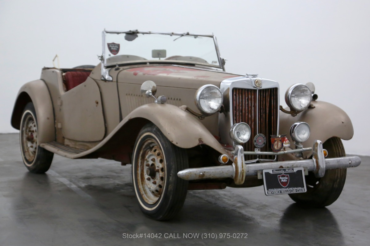 1952 MG TD For Sale | Vintage Driving Machines