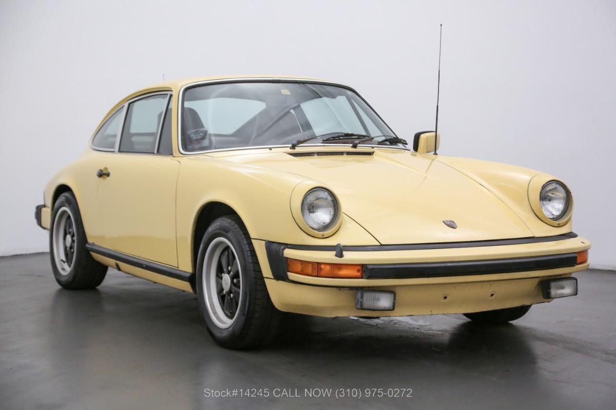 1977 Porsche 911S For Sale   Vintage Driving Machines