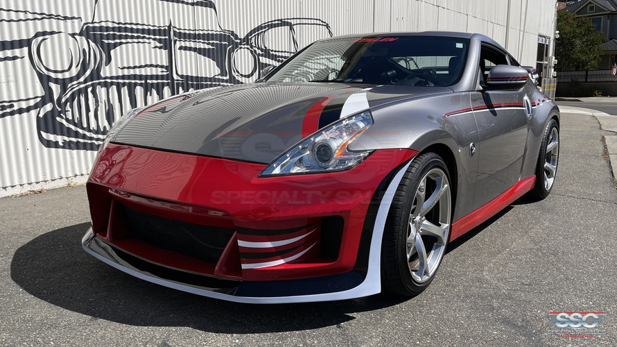 2010 Nissan 370Z For Sale   Vintage Driving Machines