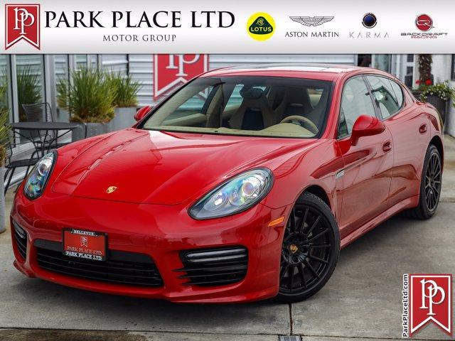 2015 Porsche Panamera For Sale | Vintage Driving Machines