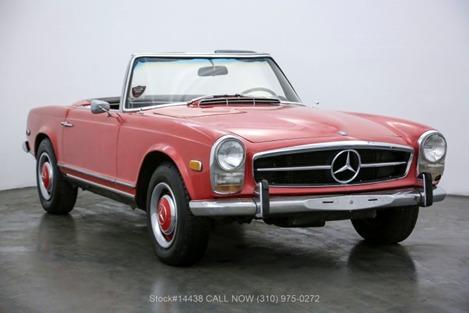 1964 Mercedes-Benz 230SL For Sale | Vintage Driving Machines