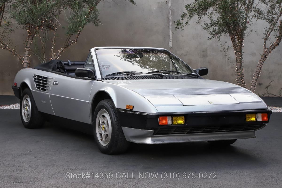 1985 Ferrari Mondial For Sale | Vintage Driving Machines