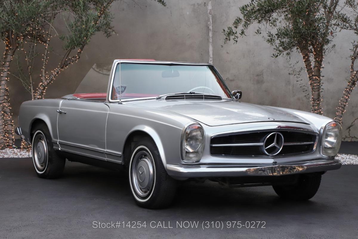 1965 Mercedes-Benz 230SL For Sale | Vintage Driving Machines