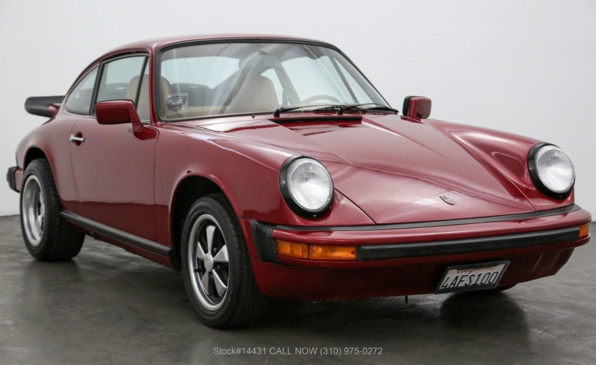 1975 Porsche 911S For Sale   Vintage Driving Machines