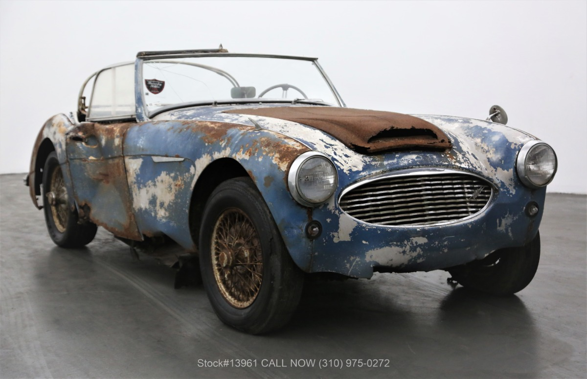 1958 Austin-Healey 100-6 BN4 For Sale | Vintage Driving Machines