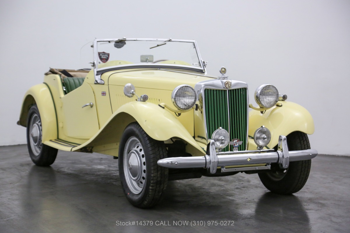 1951 MG TD For Sale | Vintage Driving Machines