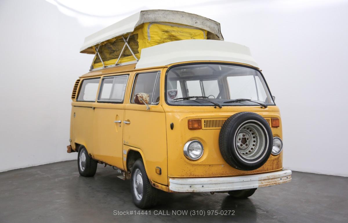 1977 Volkswagen Westfalia Camper Bus For Sale   Vintage Driving Machines