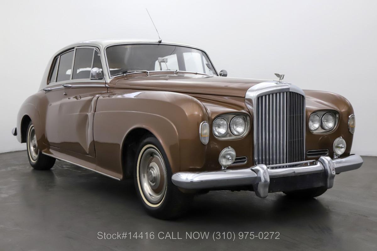 1963 Bentley S3 For Sale | Vintage Driving Machines