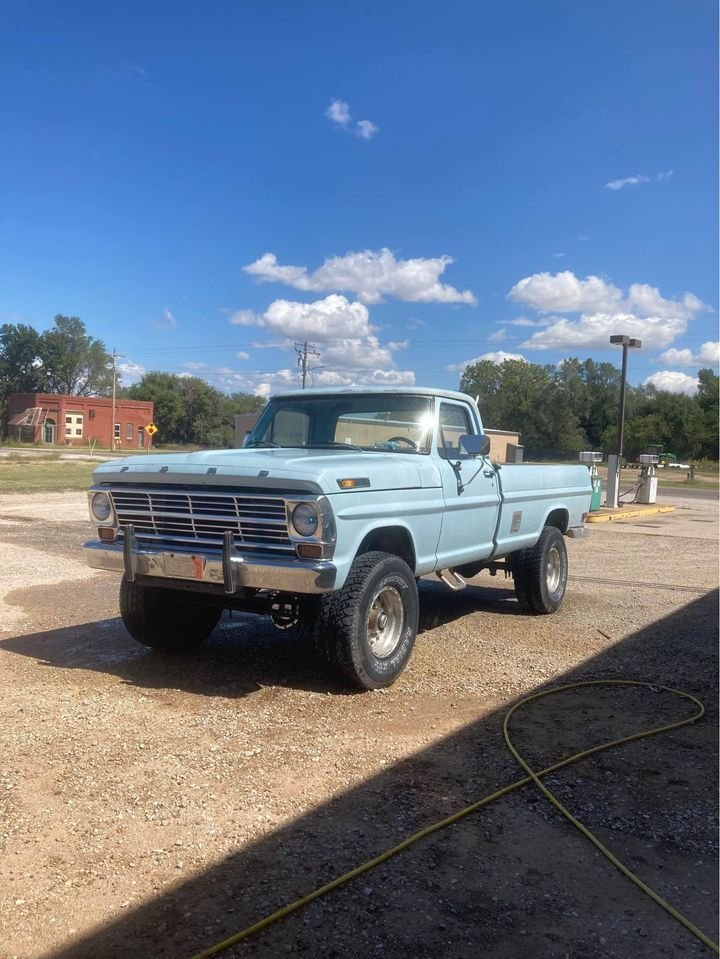 1969 Ford F250 For Sale   Vintage Driving Machines