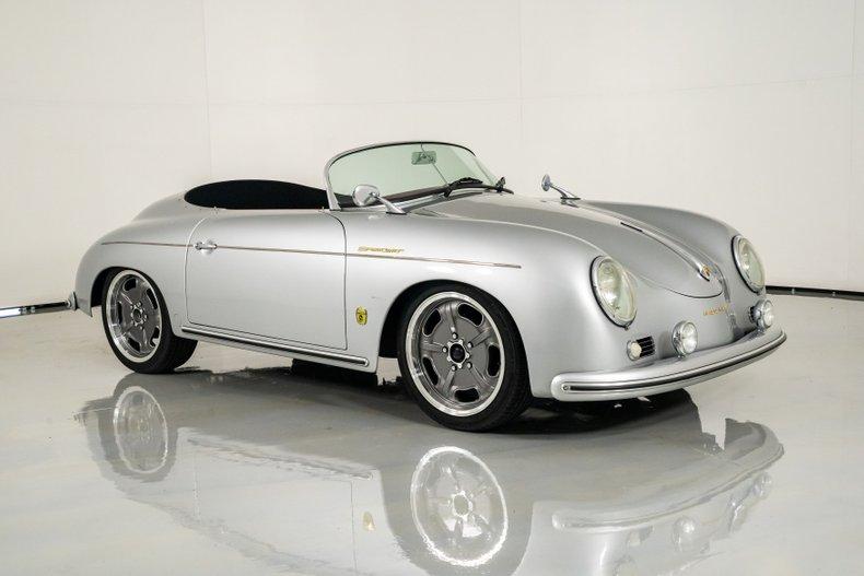 1967 Porsche 356 Speedster Replica For Sale   Vintage Driving Machines