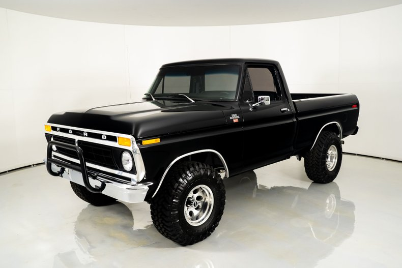 1977 Ford F150 For Sale   Vintage Driving Machines