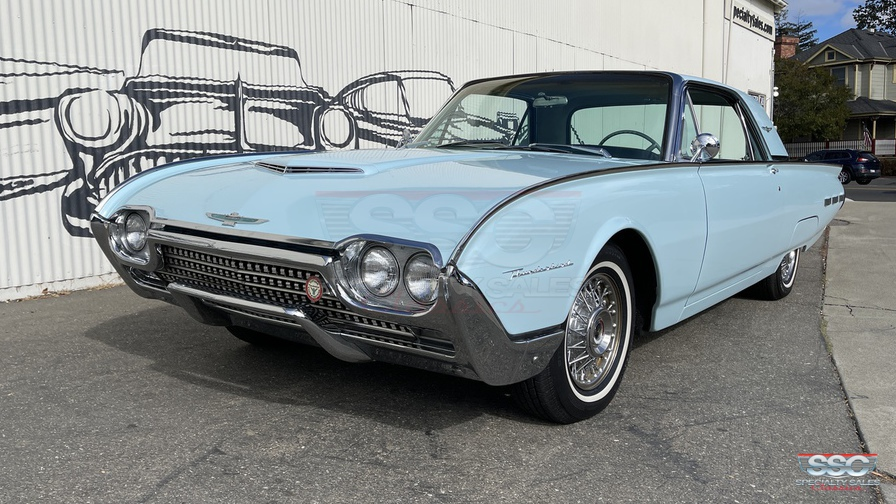 1962 Ford Thunderbird For Sale   Vintage Driving Machines