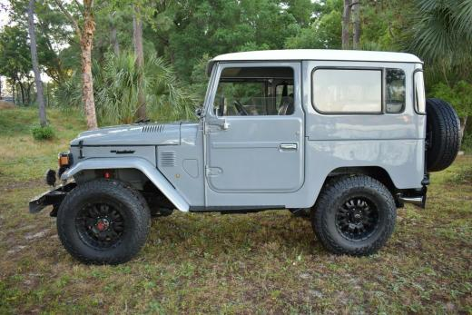 1984 Toyota Land Cruiser For Sale | Vintage Driving Machines