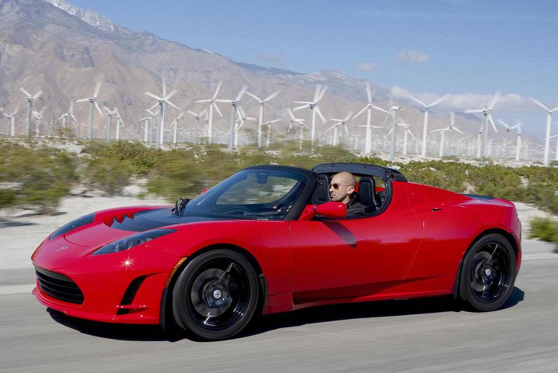 First-generation Tesla Roadster