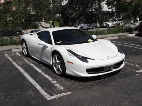 Photo gallery Ferraris at The Glen Centre